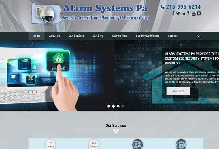 Alarm Systems PA