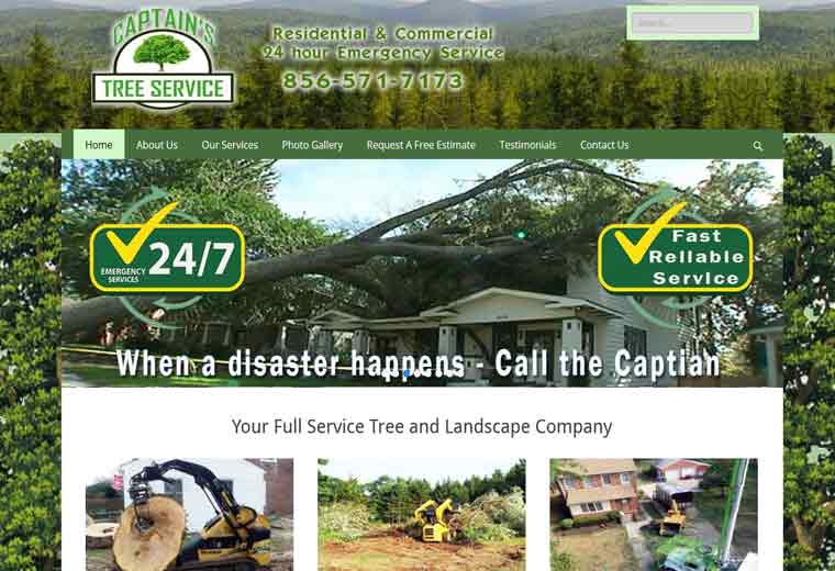 Captains Tree Service