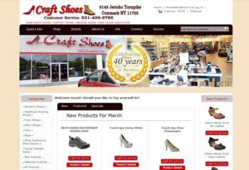 "<a href=""http://craftshoestore.com/"" target=""_blank""><center>Craft shoe Store</center></a>"