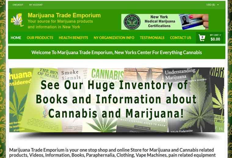 Marijuana Trade Emporium