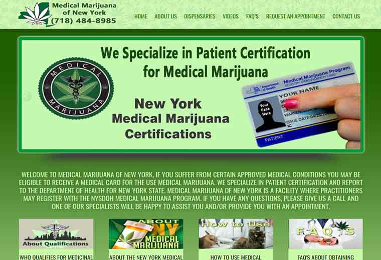 Medical Marijuana of New York