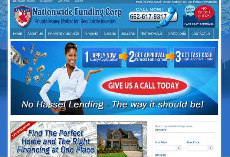 Nationwide Funding Corp.