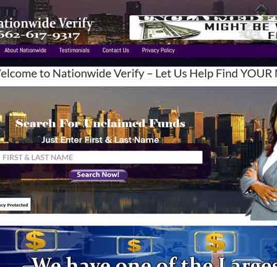 Nationwide Verify