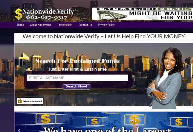 Nationwide Verify