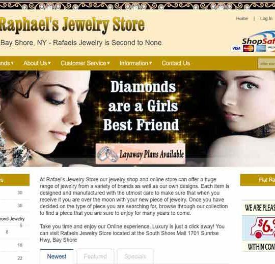 Rafaels Jewelry Store