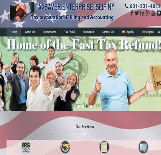 Taxsaver Enterprise Islip NY