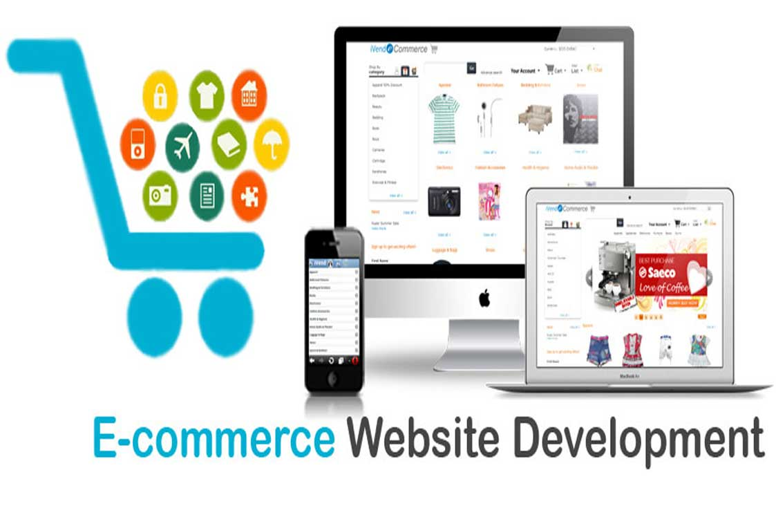 e-Commerce Web Store