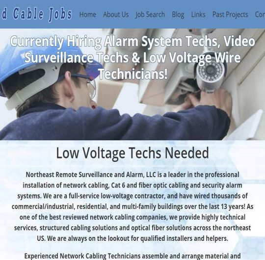 Wire and Cable Jobs