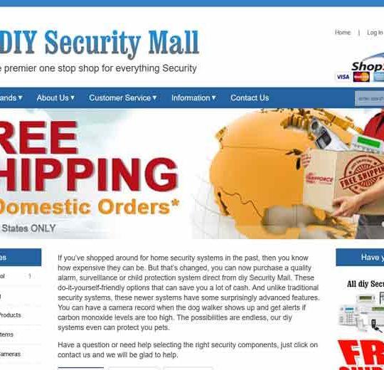 Diy Security Mall