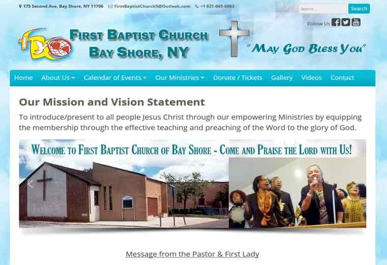 First Baptist Church of Bay Shore