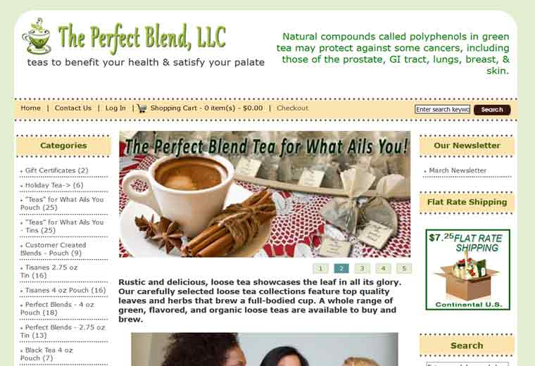 The Perfect Blend llc