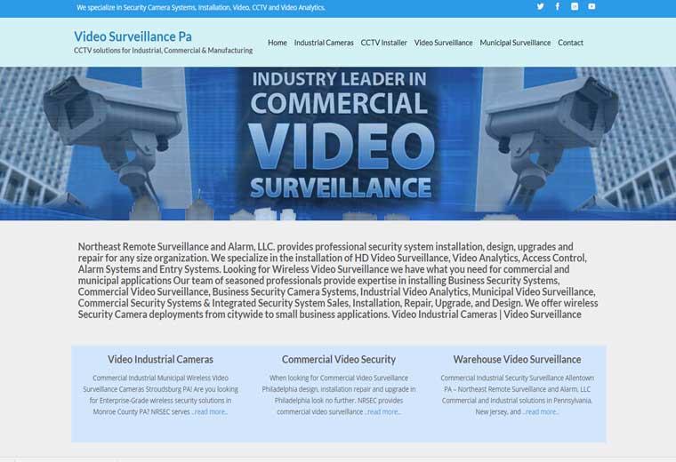 Video Surveillance PA